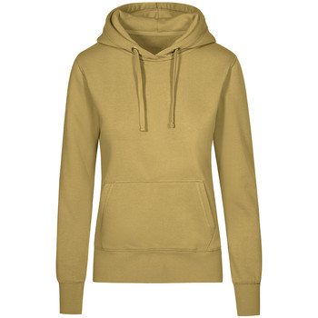 Vêtements Femme Sweats X.o By Promodoro Sweat Capuche X.O grandes tailles Femmes vert olive