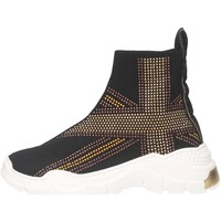 Chaussures Fille Baskets basses Kool C172.04 Noir