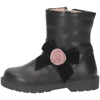 Chaussures Fille Bottines Walkey Y1A6-40582-0348999 Noir