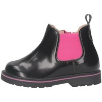 Chaussures Fille Bottines Walkey Y1A5-40550-0154999 Noir