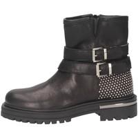 Chaussures Fille Bottines Romagnoli 4730-401 Noir