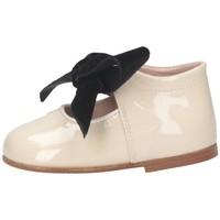 Chaussures Fille Ballerines / babies Cucada 3570R ADRAR crème