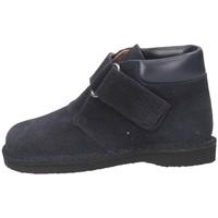 Chaussures Enfant Boots Eli 2252Z MARINO bleu