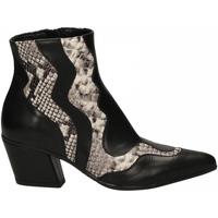 Chaussures Femme Escarpins Mivida VITELLO nero