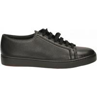 Chaussures Homme Baskets mode Santoni TENNIS 6F+T.LIS+INF. ADRYNE n01-nero