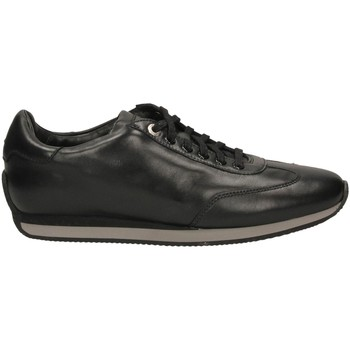 Chaussures Homme Baskets mode Santoni FRANC.6F. SUPERSOFT n01-nero