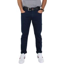Vêtements Homme Shorts / Bermudas Tommy Jeans Pantalon  ref_45685 Marine bleu