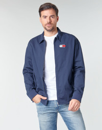 Vêtements Homme Blousons Tommy Jeans TJM COTTON JACKET Marine