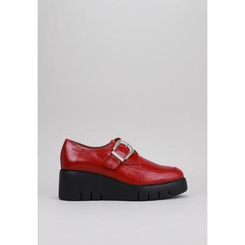 Chaussures Femme Derbies Wonders E-6205 rouge