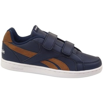 Chaussures Enfant Baskets basses Reebok Sport Royal Prime Collegiate Bleu marine