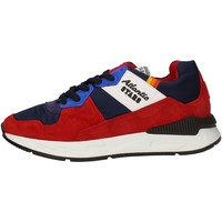Chaussures Homme Baskets basses Atlantic Stars CETUS FNF I02 ROUGE