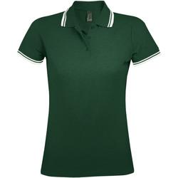 Vêtements Femme Polos manches courtes Sols PASADENA MODERN WOMEN Verde