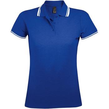 Vêtements Femme Polos manches courtes Sols PASADENA MODERN WOMEN Azul