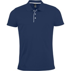 Vêtements Homme Polos manches courtes Sols PERFORMER MEN SPORT Azul