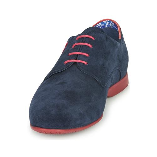 Prix d'usine Chaussures dfsd565466KJDF Fluchos VESUBIO Marine / Rouge