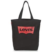 Sacs Femme Cabas / Sacs shopping Levi's BATWING TOTE Noir