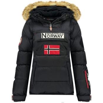 Vêtements Femme Doudounes Geographical Norway Doudoune Femme Belancolie Bleu