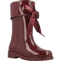 Chaussures Fille Boots Igor W10114 Rouge