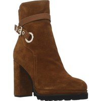 Chaussures Femme Bottines Elvio Zanon EK3602P Marron