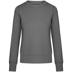 Vêtements Femme Sweats X.o By Promodoro Sweat X.O Femmes gris acier