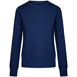 Vêtements Femme Sweats X.o By Promodoro Sweat X.O grandes tailles Femmes bleu marine français
