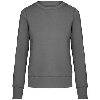 Vêtements Femme Sweats X.o By Promodoro Sweat X.O grandes tailles Femmes gris acier