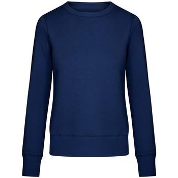 Vêtements Femme Sweats X.o By Promodoro Sweat X.O Femmes bleu marine français