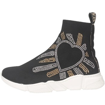 Chaussures Fille Baskets basses Kool C171.03 Noir