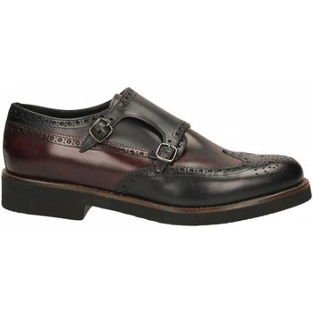 Chaussures Homme Derbies Edward's ERODE nero-bordeaux