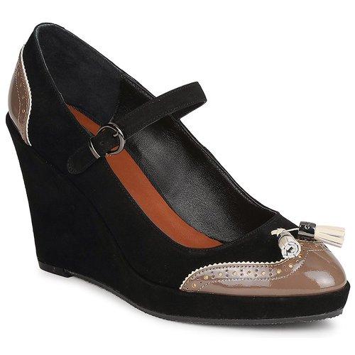 Chaussures Femme Escarpins C.Petula MAGGIE Noir