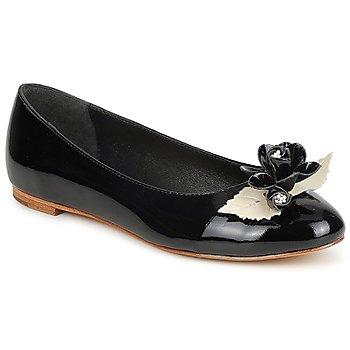Chaussures Femme Ballerines / babies C.Petula MUCHACHA Noir