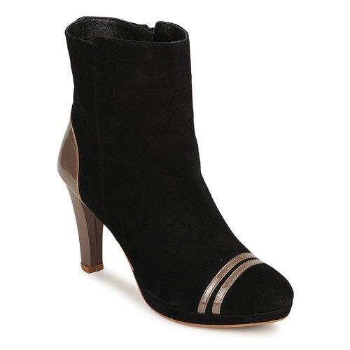 C.Petula KIMBER Noir - Livraison Gratuite avec  - Chaussures Bottine Femme