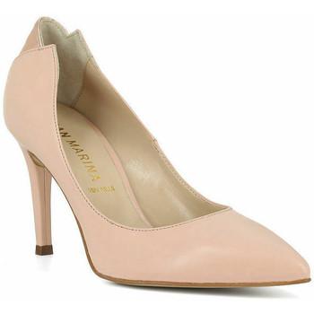 Chaussures Femme Escarpins San Marina Feuillere Nude