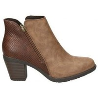 Chaussures Femme Bottines Chika 10 KURAZO 11 Marron