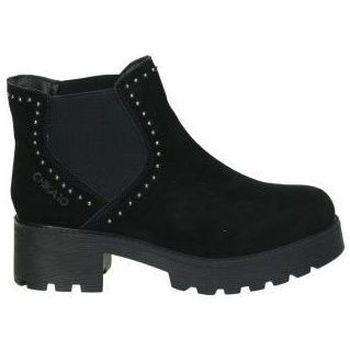 Chaussures Femme Bottines Chika 10 LEONOR 05 Noir