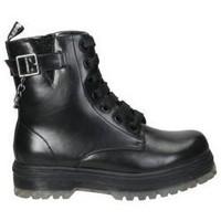 Chaussures Garçon Boots Asso AG3801 Noir