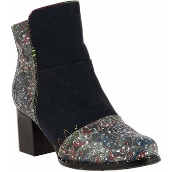 Chaussures Femme Bottines Laura Vita Emcilieo 13 Noir