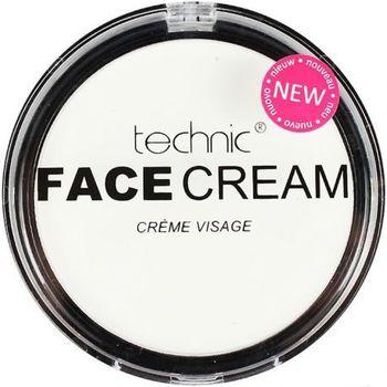 Beauté Femme Fonds de teint & Bases Technic Face Cream Crème Blanche visage   7g Blanc