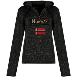 Vêtements Femme Sweats Geographical Norway Sweat Femme Upclassica Noir