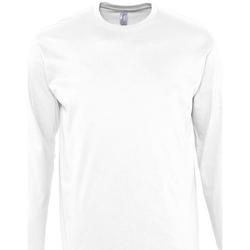 Vêtements Homme T-shirts manches longues Sols MONARCH COLORS MEN Blanco