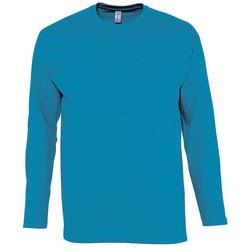 Vêtements Homme T-shirts manches longues Sols MONARCH COLORS MEN Azul