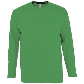 Vêtements Homme T-shirts manches longues Sols MONARCH COLORS MEN Verde