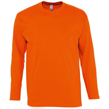 Vêtements Homme T-shirts manches longues Sols MONARCH COLORS MEN Naranja