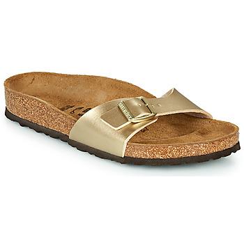 Chaussures Femme Mules Birkenstock MADRID Gold