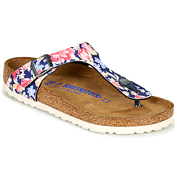 Chaussures Femme Tongs Birkenstock GIZEH Multicolor