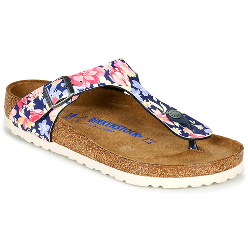 Chaussures Femme Tongs Birkenstock GIZEH SFB Multicolor
