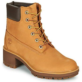 Chaussures Femme Bottines Timberland KINSLEY 6 IN WP BOOT Blé