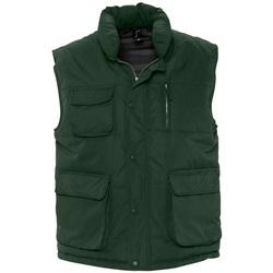 Vêtements Gilets / Cardigans Sols VIPER QUALITY WORK Verde