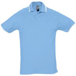 Vêtements Homme Polos manches courtes Sols PRACTICE GOLF SPORT Azul