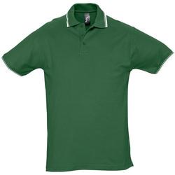 Vêtements Homme Polos manches courtes Sols PRACTICE GOLF SPORT Verde